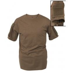 MIL-TEC taktikaline t-särk taskutega OLIVE