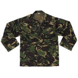 Briti armee combat jakk DPM camo, kasutatud