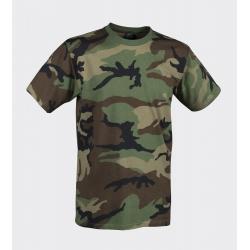 HELIKON Classic Army T-särk, US Woodland