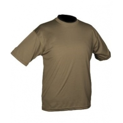 MIL-TEC TACTICAL QUICKDRY T-särk, Olive
