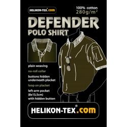 HELIKON Defender Polo särk, Olive