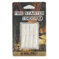 MIL-TEC Fire Starter TINDER süütepadjakesed (8 tk)