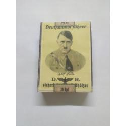 Dekoratiivsed tuletikud, Deutschlands Führer Hitler