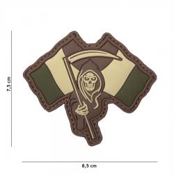 Embleem 3D PVC French Reaper