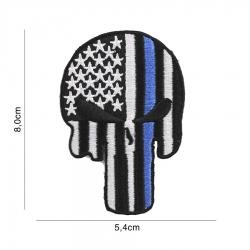 Embleem Punisher Blue Triigitav