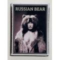 Dekoratiivsed tuletikud Russian bear