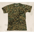 HELIKON Classic Army T-särk, US Digital Woodland
