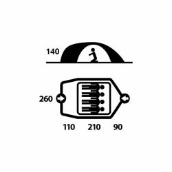 HUSKY Bizon 4 (Classic) telk