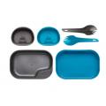 WILDO CAMP-A-BOX DUO LIGHT Blue and Grey