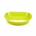 WILDO plastikust taldrik, roheline