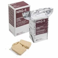 NRG-5 EMERGENCY RATION TOIDUPAKK