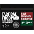 TACTICAL FOODPACK® Spagetid veiselihaga tomatikastmes