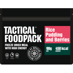TACTICAL FOODPACK® Riisipuder vaarikatega