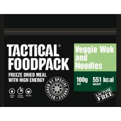 TACTICAL FOODPACK® Köögivilja-wok nuudlitega