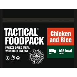 TACTICAL FOODPACK® Riisiroog kanaga