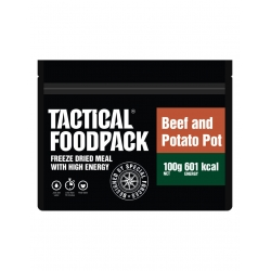TACTICAL FOODPACK® Veise kartulipada