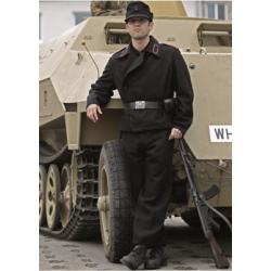 WH Panzerhose - tankisti mustad püksid