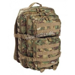 MIL-TEC US ASSAULT PACK Large 36L seljakott, Multitarn