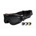 WileyX SPEAR SMOKE/CLEAR/LIGHT RUST multifunktsionaalsed taktikalised prillid